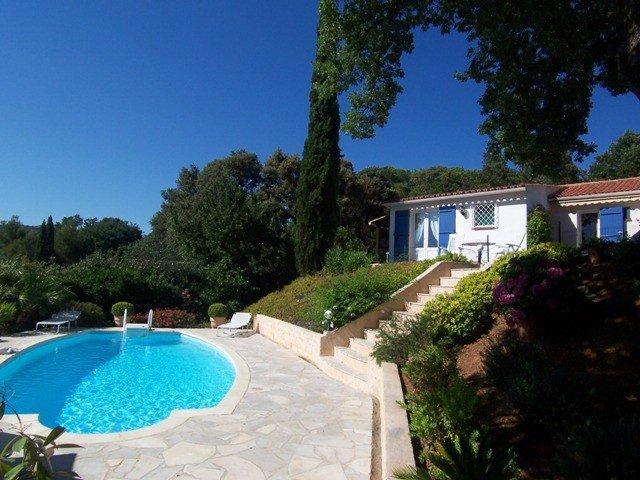 La Garenne Villa avec piscine La Croix Valmer